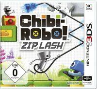 Nintendo 3DS Spiel - Chibi-Robo! Zip Lash DE/EN mit OVP