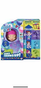 Baby Alive Baby Grows Up Bonus Pack, 14 BONUS Party Surprises Dreamy Ready Ships