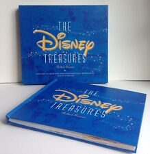 Walt Disney Company Treasures Memorabilia Book CD Collection USA Editions $60
