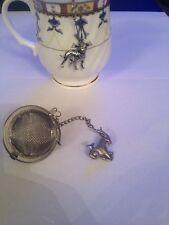 Capricorn 2inch Tea Ball Mesh Infuser Stainless Steel Sphere Strainer Ss12