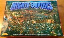 Mighty Empires (Warhammer) - Game Workshop Ltd. 1987 - UNPUNCHED