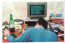 An Early Death•Desk JOB•Photo by J. Bartelsman•4x6 Postcard