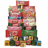 Japanese sweet KitKat 30 chocolate 24 different flavors Japanese Candy box