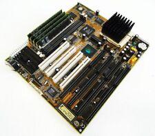 KUKA SOYO SY-5VD AT Mainbaord/Motherboard + Pentium CPU 4xRAM 4xISA 4xPCI -used-
