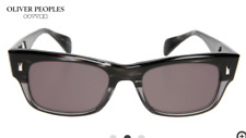 Oliver Peoples Deacon Black to Clear Frames Sunglasses
