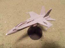 Built 1/144: American McDONNELL-DOUGLAS F/A-18 HORNET Fighter Aircraft US NAVY