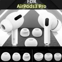 Sponge Silicone Memory Foam Replace Ear Tips Buds for Apple Airpods Pro Earphone