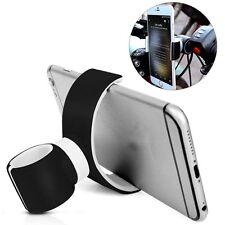For Mobile Phone Rotating Holder Stand On Bike Motorcycle Car Pole Desk Mount N