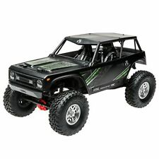 Axial Racing Wraith 1.9 1/10th Scale Electric 4WD RTR Black AXI90074T2