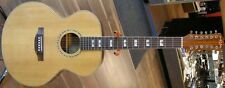 Carlo Robelli CJ-4118-12 Natural Gloss Finish Jumbo 12-String Acoustic Guitar