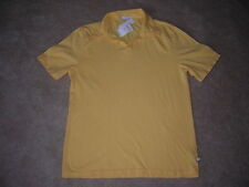 James Perse Women's Shirt Top Perse Size 2 Yellow NEW/NWT