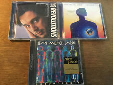 Jean Michel Jarre [3 CD Alben] Oxygene 7-13 + Revolutions + Chronologie
