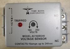 New AC160B240 Time Mark Voltage Sensor Relay Under or Over Voltage Sensing