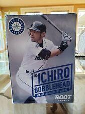 Ichiro Suzuki Double Bobblehead Mariners Milestones