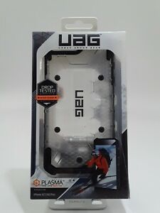 BRAND NEW UAG Plasma Feather Light Rugged ICE Case iPhone 8/7/6+Plus Clear ICE