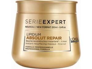 L'Oreal Professionnel Absolut Repair Lipidium Hair Masque 250ml