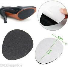 Self-Adhesive Anti-Slip Stick on Shoe Grip Pads Non-slip Rubber Sole Protectors