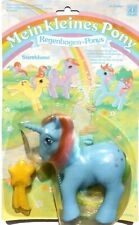 my little pony g1 ** ITALY STARFLOWER STAR FLOWER ON GERMAN CARD** STUNNING
