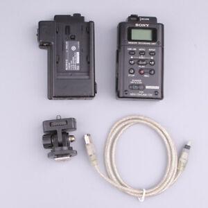 **USED**SONY HVR-MRC1 Memory Recording Unit + HVRA-CR1 eBay#2021037
