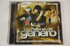Los Patrones Del Genero  - Various Artist - Music CD