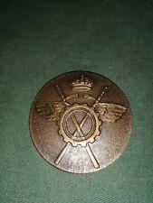 médaille - jeton en bronze -