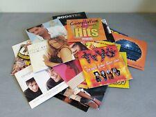 LOT DE 31 CD SINGLE & COMPILATIONS - TRYO Lemarchal Segara Estelle Khaled Mocca