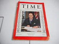FEB 28 1938 TIME vintage magazine SECRETARY ROOSEVELT