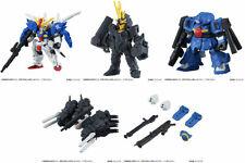 Bandai Gundam Mobile Suit Ensemble 13 SET OF 5 S Banshee  Xeku-Eins Figure