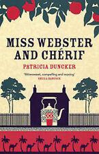 PATRICIA DUNCKER __ MISS WEBSTER UND CHERIF ___ BRANDNEUE ___ WERBEANTWORT UK