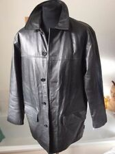 Ben Sherman Leather Button Coats & Jackets for Men