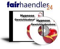 CD-VERSAND PROFI HÖRBUCH Gewichtsabnahme Hypnose 32m MP3 DIÄT Gesundheit NEU MRR
