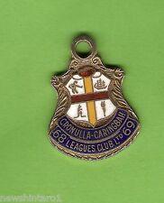 1968-69    CRONULLA  CARINGBAH   RUGBY  LEAGUE  CLUB   MEMBER  BADGE #9090