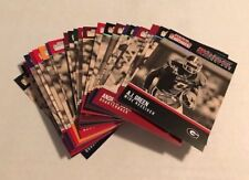 2016 Contenders Draft Football Old School Complete Insert Set 1-25 Brady Rodgers