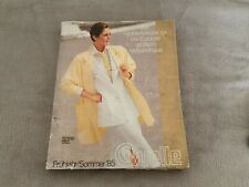 QUELLE Katalog Frühjahr/Sommer 1985