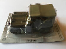 """DIE CAST """" GAZ 67B """" AUTO DELL' EST SCALA 1/43"""