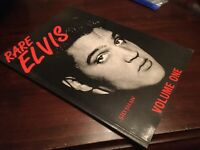 RARE ELVIS Volume One SID SHAW Paperback Book VGC Looked After Very Rare Book