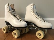 RIEDELL Roller Skates 5 C Atlas Figure Plates Fafnir Bearings Bolani Star Wheels