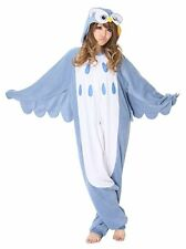 Fleece Pijama OWL Kigurumi Costume , ADULTS