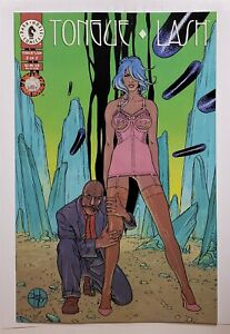 Tongue*Lash #2 (Sept 1996, Dark Horse) VF