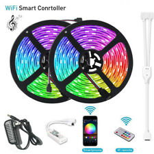 5050 RGBW LED Strip Light Waterproof Light Working with WiFi Controller+5A Power