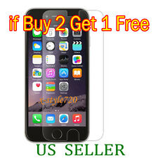 """Buy 2 Get 1 Free Clear LCD Screen Protector Guard Film Apple iPhone 6 Plus 5.5"""""""