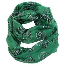 Harry Potter - Slytherin House Crest Womens Sheer Viscose Scarf - New & Official
