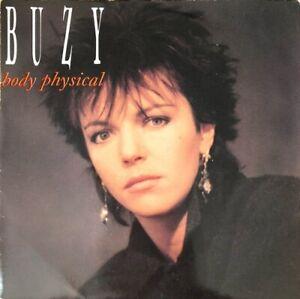 """Buzy - Body Physical - Vinyl 7"""" 45T (Single)"""