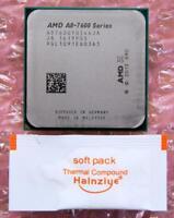AMD A8-7600 Series AD7600YBI44JA Quad-Core 3.1GHz Socket FM2+ CPU + Radeon GPU