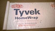 Dupont Homewrap Ultralight White 3' Tyvek Tent Footprint Material SOLD PER FOOT