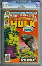 MARVEL SUPER-HEROES #58 CGC 9.2 WHITE PAGES 30c PRICE VARIANT
