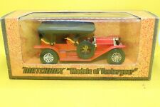 Matchbox Models of yesteryear Y-9 1912 Simplex