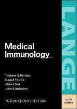Medical Immunology (Lange Medical Books) by Parslow