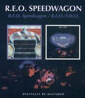 REO SPEEDWAGON - REO SPEEDWAGON/REO TWO 2 CD NEU