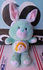 """Care Bear 22"""" Wish Bear With Bunny Ears"""